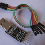 USB 2.0 to UART TTL 6PIN CP2102 Module Serial Converter