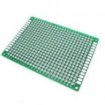Double Side 5*7 cm Prototype Universal FR-4 Glass Fiber PCB Board