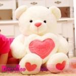 ตุ๊กตาหมี love