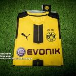 เสื้อบอลเวอร์ชั่นนักเตะโบรุสเซีย ดอร์ทมุนด์ เหย้า Player ACTV Borussia Dortmund Home 2016/2017