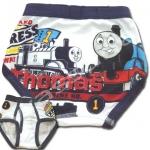 กางเกงในเด็กชาย สีขาว ลาย Thomas Engine No.1 2T