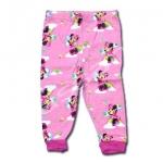 กางเกง สีชมพู ลาย Minnie กับสายรุ้ง 3T