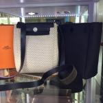 (SOLDOUT)HERMES Toile Herbag TPM