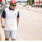 [พร้อมส่ง] เสื้อยืดโปโล ไซส์ 4XL แฟชั่นเกาหลีสำหรับผู้ชายไซส์ใหญ่ แขนสั้น เก๋ เท่ห์ - [In Stock] Large Size Men Size 4XL Korean Hitz Short-sleeved Polo Shirt