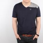 พรีออเดอร์ เสื้อยืด ไซต์ 2XL - 5XL แฟชั่นเกาหลีสำหรับผู้ชายไซต์ใหญ่ แขนสั้น เก๋ เท่ห์ - Preorder Large Size Men Size 2XL - 5XL Korean Hitz Short-sleeved T-Shirt