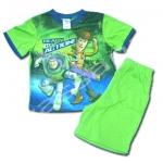 ชุดเด็ก สีเขียว-น้ำเงิน ลาย Toy Story 8T
