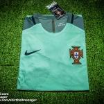 เสื้อบอลเวอร์ชั่นนักเตะโปรตุเกส เยือน Player Issue Portugal Away EURO 2016
