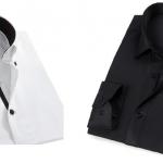 &#x2606 ไซส์ใหญ่-เสื้อเชิ้ต เสื้อยืด แขนยาว แขนสั้น สีดำ สีขาว