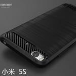 เคส Xiaomi Mi5s Soft TPU (ฺสีดำ)