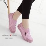 รองเท้าผ้าใบเพื่อสุขภาพ ใส่ง่าย ถอดง่าย ไม่ต้องนั่งผูกเชือก พื้นยางอย่างดี น้ำหนักเบา ใส่นิ่ม เดินนุ่มสบาย ใส่ชิวๆ เป็นรุ่นแนะนำเลย