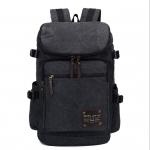 กระเป๋าเป้ AOLI Canvas สีดำ