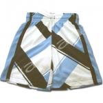 กางเกง สีขาว-ฟ้า-น้ำเงิน ลายตาราง 5T
