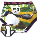 กางเกงในเด็กชาย สีขาว ลาย Kang Fu Panda 2T