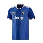 เสื้อบอลยูเวนตุส เยือน Juventus Away ฤดูกาล 2016-2017