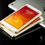 เคส Xiaomi Mi4 Aluminum Bumper Case
