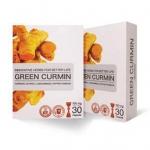Green Curmin (กรีนเคอมิน) บรรเทาอาการกรดไหลย้อน โรคกระเพาะอาหาร ท้องอืดอาหารไม่ย่อย