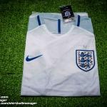เสื้อบอลเวอร์ชั่นนักเตะอังกฤษ เหย้า Player Issue England Home EURO 2016