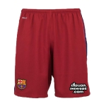 กางเกงบาร์เซโลน่า เหย้า Barcelona Home 2015/2016