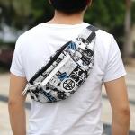 กระเป๋าคาดอก/เอว YM ผู้ชาย/ผู้หญิง