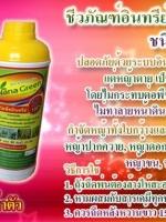 สารชีวภัณฑ์กำจัดวัชพืช Nanagreen (สูตรนาข้าว)