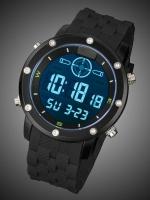 นาฬิกาข้อมือผู้ชาย นาฬิกาดิจิตอล LED Infantry watch (In-Stock)