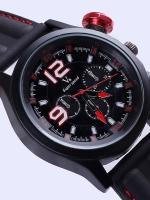 นาฬิกาช้อมือ ราคาถูก นาฬิกา V6 watch สายยาง