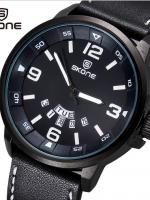 นาฬิกาข้อมือแฟชั่น นาฬิกา skone watch สายหนัง