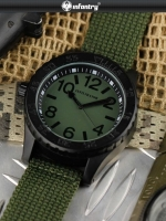 นาฬิกาข้อมือแฟชั่น สายนาโต้ ไนลอน นาฬิกาInfantry watch (In-Stock)