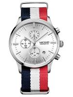 MEGIR WATCH นาฬิกาข้อมือ Minimal Style รุ่น NS01-B/W/R