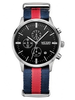 MEGIR WATCH นาฬิกาข้อมือ Minimal Style รุ่น NS01-B/R