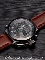 AMST Watch นาฬิกาข้อมือ สไตล์ Army Sport