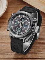 นาฬิกาข้อมือ สายซิลิโคลน OHSEN รุ่น OS-01