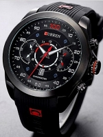นาฬิกาข้อมือชาย สปอร์ต Curren Watch A-12