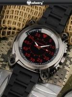 นาฬิกาแฟชั่น นาฬิาข้อมือสายยาง นาฬิกาInfantry watch (In-Stock)