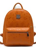 BEI BAO BAO Back pack ของแท้ (กระเป๋าเป้ สะพายหลัง) BA050 สีน้ำตาล พร้อมส่ง