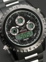 นาฬิกาข้อแฟชั่นชาย Infantry Watch รุ่น IN-082-BLK-P (In-Stock)
