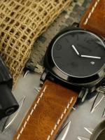 นาฬิกาข้อมือแฟชั่น นาฬิกาแฟชั่นสายหนัง นาฬิกาInfantry watch (In-stock)