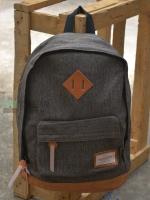 MR.ACE HOMME Back pack(กระเป๋าเป้ สะพายหลัง) BA021 สีน้ำตาล พร้อมส่ง