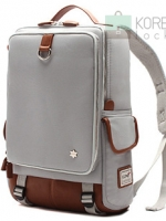 Kling / EXIT Premium Back pack(กระเป๋าเป้ สะพายหลัง) BA048 สีเทา พร้อมส่ง