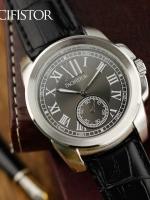 นาฬิกาข้อมือแฟชั่น นาฬิกาสายหนัง นาฬิกาInfantry watch (In-Stock)