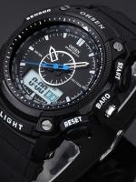 นาฬิกาข้อมือสายซิลีโคลน OHSEN รุ่น OS-04