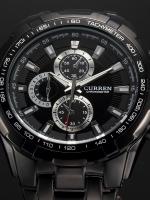นาฬิกาข้อมือชาย สายสแตนเลส Curren Watch B-07
