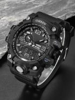 นาฬิกาข้อมือสายซิลโคลน OHSEN รุ่น OS-05-BLK