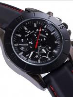 นาฬิกาข้อมือแฟชั่น นาฬิกา V6 watch สายหนัง