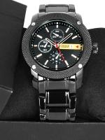 นาฬิกาข้อมือชาย สายสแตนเลส Curren Watch B-08