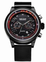 MEGIR WATCH รุ่น M02-BLK-R
