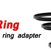 Step UP Ring Filter Lens