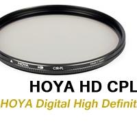 Hoya HD CPL Circular Polarizing CIR-PL Filter High Definition