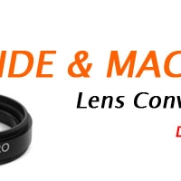 Converter Wide & Macro Lens