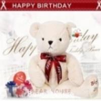 รุ่น B02760 หมีน้อยวันเกิด